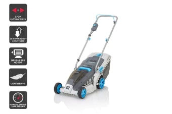 Swift 40V Battery Powered 37cm Hand Propelled Lawnmower