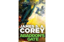 Abaddon's Gate - Book 3 of the Expanse (now a major TV series on Netflix)