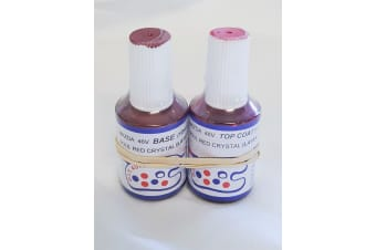 New Mazda 46V Soul Red Crystal Touch Up Paint Mazda CX3 CX5 3 6 CX-3 CX-5 CX-9