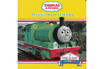 Thomas & Friends One-A-Day Friday - Percy'S New Friends