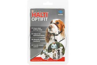 Petlife Halti Optifit Head Collar - Medium