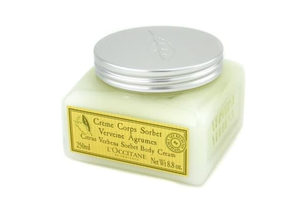 L'Occitane Citrus Verbena Sorbet Body Cream (250ml/8.8oz)