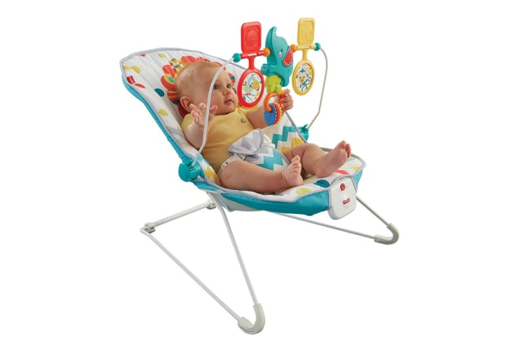 Fisher Price Colourful Carnival Basic Bouncer