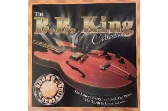 B.B. King - Collection (1998, Madacy) BRAND NEW SEALED MUSIC ALBUM CD