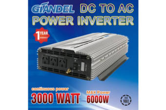 Modified Inverter Overload Protection 3000W