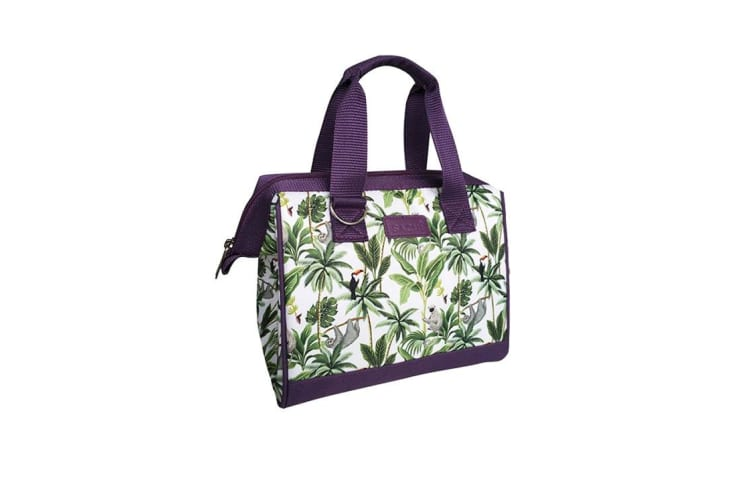 Sachi Style 34 Insulated Lunch Bag Jungle Friends