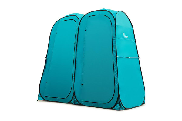 Pop Up Duo Shower Tent Camping -CMT-D12