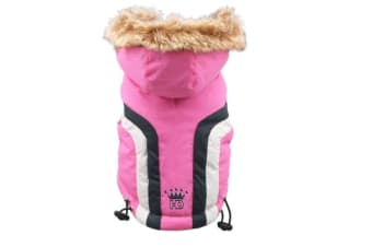Hip Doggie Swiss Alpine Jacket (Pink)