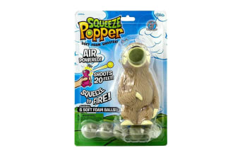 Squeeze Popper Sloth