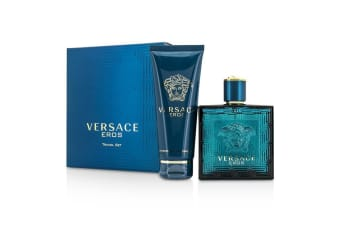 Versace Versace Eros Gift Set - Eau De Toilette Spray + Shower Gel