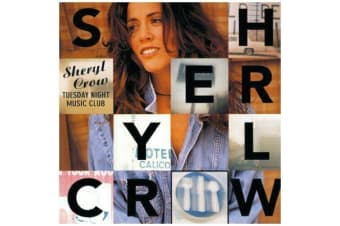 Sheryl Crow Tuesday Night Music Club Australian Tour 2 Disc Edition NEW SEALED