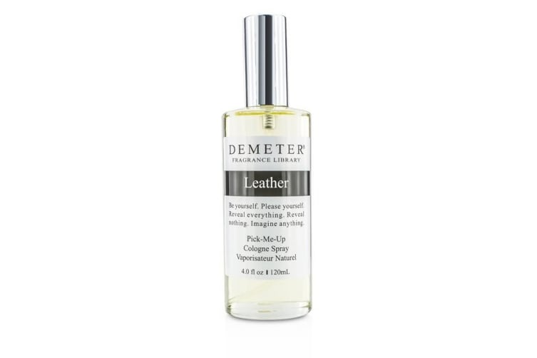 Demeter Leather Cologne Spray 120ml