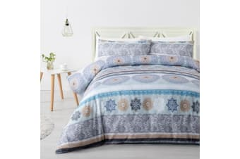 Lexi Quilt Cover Set by Big Sleep