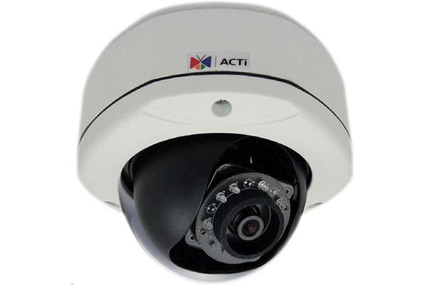 ACTI CAMERA E76 DOME 2MP BWDR SLLS