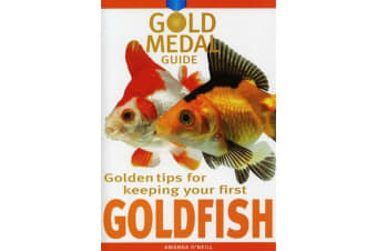 Interpet Gold Medal Goldfish Guide Book (Multicoloured) (One Size)