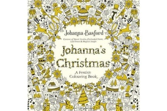 Johanna's Christmas - A Festive Colouring Book