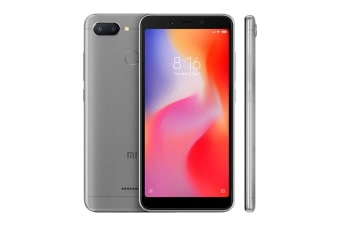 Xiaomi Redmi 6 (32GB, Grey)