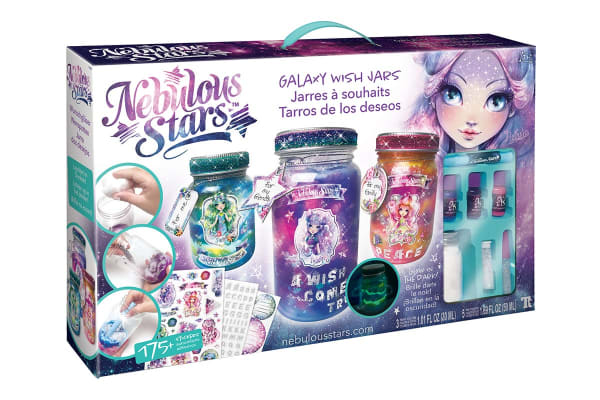 Nebulous Stars Galaxy Wish Jars Kit