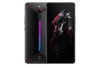 Nubia Red Magic Mars NX619J 8GB Ram 128GB Rom Dual Sim Gaming Phone - Black