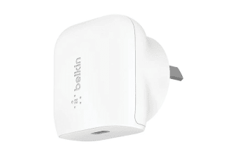 Belkin Boost Up Charge 18W USB-C Wall Charger (F7U096AUWHT)