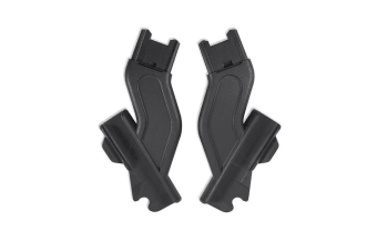 UPPAbaby VISTA Lower Adapter (for double-configuration) (2 pack)