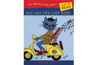 Time to Read - Max and the Lost Note