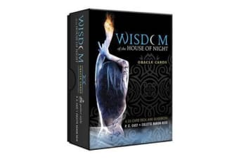 Wisdom of the House of Night Oracle Cards - A 50-Card Deck and Guidebook