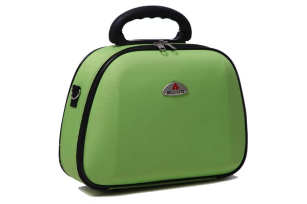 5pc Suitcase Trolley Travel Bag Luggage Set LIME