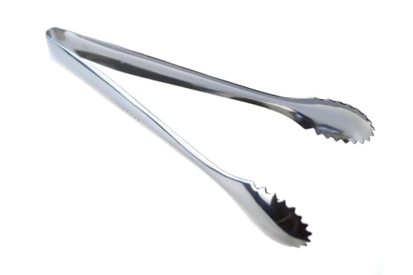 Stainless Steel 18/8 Ice Tongs