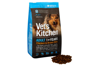 Vets Kitchen Adult Dog Chicken & Brown Rice Food with Glucosamine (May Vary) (1.3kg)