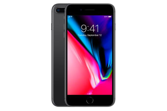 Apple iPhone 8 Plus (64GB, Space Grey) - Pre-owned