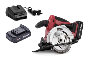 Certa PowerPlus 18V Cordless Circular Saw Kit