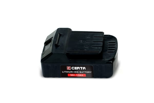Certa Cordless Garden Tool Set 18V Battery Pack