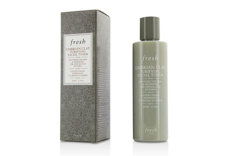 Fresh Umbrian Clay Purifying Facial Toner 200ml