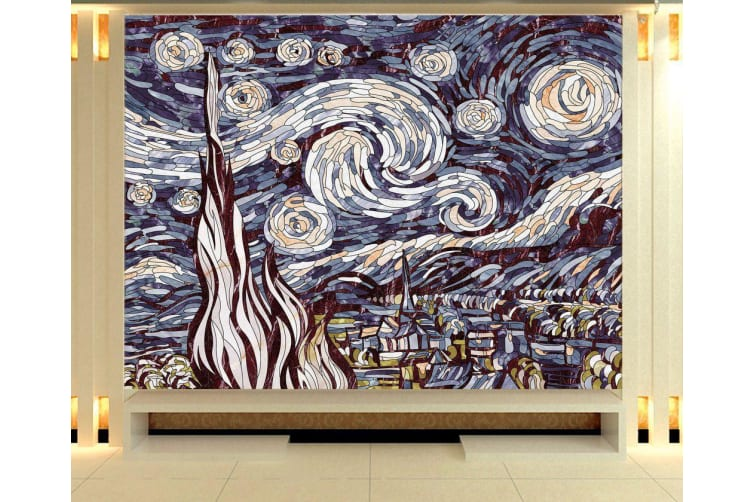 3D Abstract Pattern 873 Wall Murals Self-adhesive Vinyl, XL 208cm x 146cm (WxH)(82''x58'')