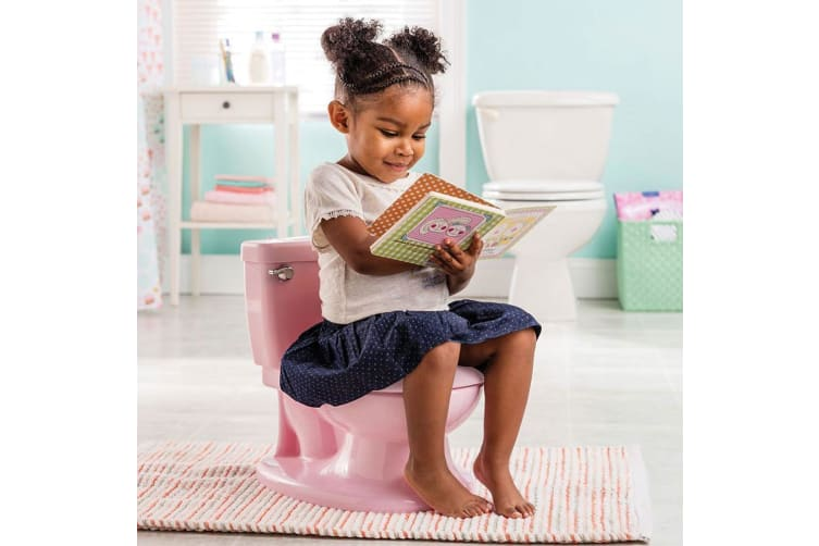 Summer Infant My Size Potty Trainer in Pink