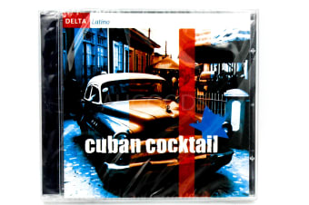 Cuban Cocktail. BRAND NEW SEALED MUSIC ALBUM CD - AU STOCK