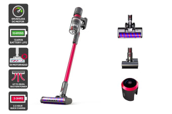 Kogan C11 Pro Cordless 29.6V Stick Vacuum Cleaner Clean More Combo