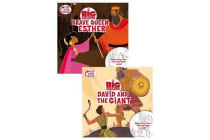 Brave Queen Esther/David and the Giant