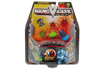 Nanoverse Collector Pack