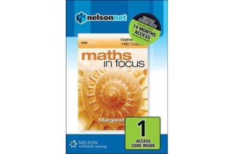 Maths in Focus HSC 1 Year Access Card