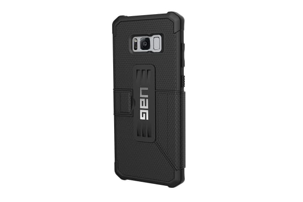 UAG Galaxy S8+ Metropolis Case (Black)