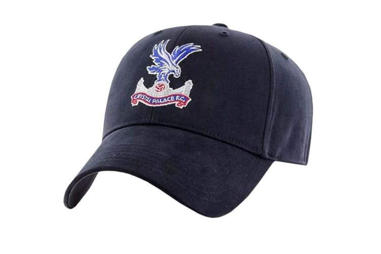 Crystal Palace FC Cap (Navy) (One Size)