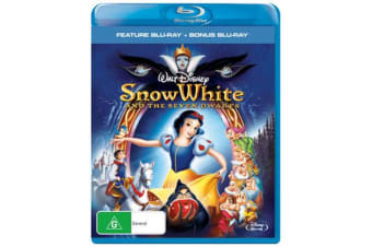 Snow White and the Seven Dwarfs (Feature Blu-ray / Bonus Blu-ray)