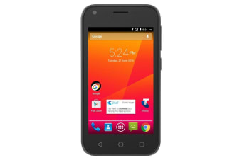 ZTE 4GX Smart A112 (4G/LTE, Quad Core, Tel) - Black