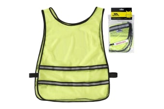 Trespass Visible Hi-Visibility Bib (Hi Vis Yellow)