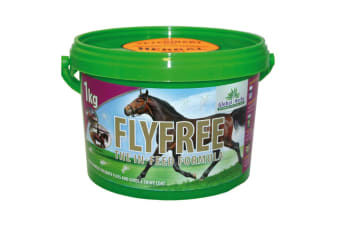 Global Herbs Flyfree Horse Supplement Powder (May Vary) (1kg)