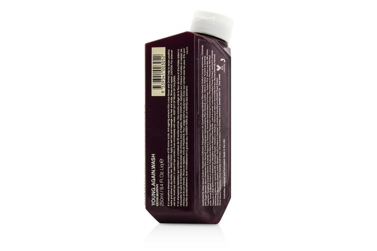 Kevin Murphy Young.Again.Wash (Immortelle and Baobab Infused Restorative Softening Shampoo - To Dry Brittle Hair) 250ml