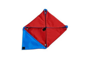 Buster Activity Mat Game Water Lilly (Red/Blue)