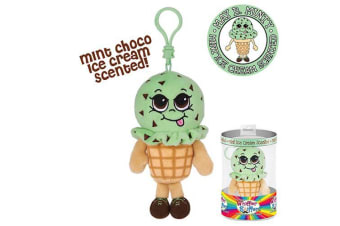 Whiffer Sniffers - May B. Minty Scented Backpack Clip